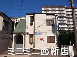 コーポIYASAKA[11号室]の外観