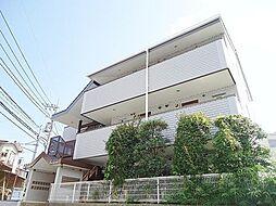 神奈川県横浜市磯子区森5丁目の賃貸マンションの外観
