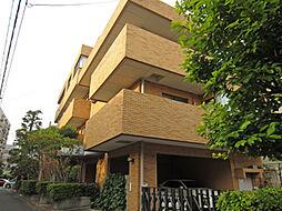 東京都杉並区宮前1丁目の賃貸マンションの外観