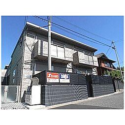 奈良県奈良市押上町の賃貸アパートの外観