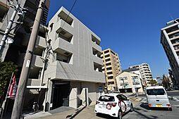 兵庫県神戸市長田区松野通2丁目の賃貸マンションの外観