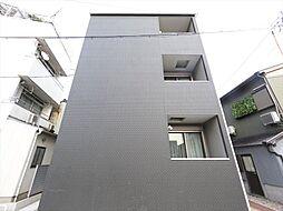 愛知県名古屋市中川区運河通1丁目の賃貸アパートの外観