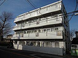 東京都東久留米市中央町5丁目の賃貸マンションの外観
