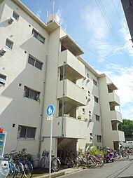 関西油送マンション[1階]の外観