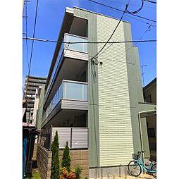 埼玉県川口市飯塚1丁目の賃貸アパートの外観