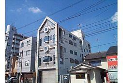 京都府京都市右京区山ノ内西八反田町の賃貸マンションの外観