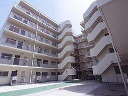 グロ−バルマンシヨン[4階]の外観