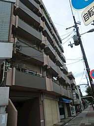 シャインマンション帝塚山[6階]の外観