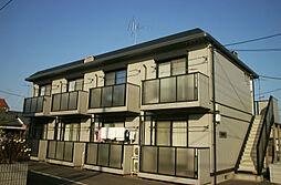 サンガーデン[1階]の外観