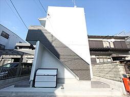 愛知県名古屋市港区港栄3丁目の賃貸アパートの外観