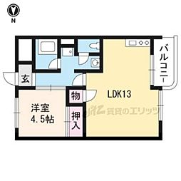 墨染駅 6.5万円