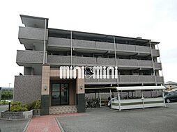 静岡県焼津市小土の賃貸マンションの外観