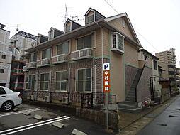 愛知県名古屋市西区貴生町の賃貸アパートの外観