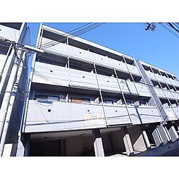 奈良県奈良市南京終町2丁目の賃貸アパートの外観