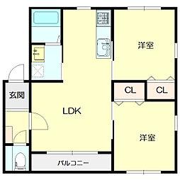 糸井駅 5.5万円