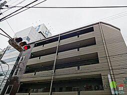 コーポ都[4階]の外観