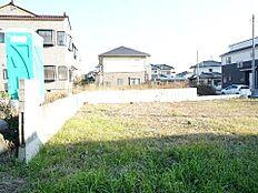 敷地は広々約68坪ございます。