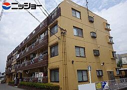 メゾン徳V[4階]の外観