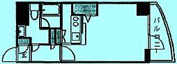 リビエール宮崎台[2階]の間取り