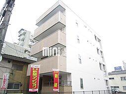 駅前町アビタシオン[4階]の外観