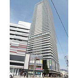 グランクロスタワー広島[2408号室]の外観