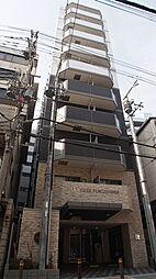 大阪府大阪市福島区海老江5丁目の賃貸マンションの外観