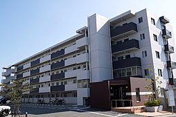 福岡県飯塚市楽市の賃貸マンションの外観