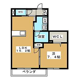 近鉄蟹江駅 6.7万円
