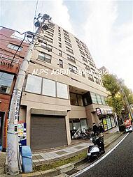 神奈川県横浜市中区初音町1丁目の賃貸マンションの外観