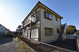 ハイツ吉沢[2階]の外観
