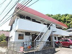 神奈川県座間市栗原の賃貸アパートの外観