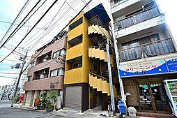 兵庫県神戸市灘区福住通6丁目の賃貸マンションの外観