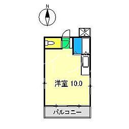 アゼリア30[2階]の間取り