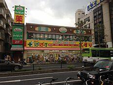 どらっぐぱぱす下赤塚店(1332m)