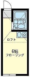 エスペランサ川崎[1階]の間取り
