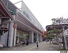 西荻窪駅(現地まで1440m)