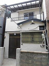 [一戸建] 大阪府東大阪市中小阪4丁目 の賃貸【/】の外観