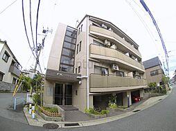 FKマンション[2階]の外観