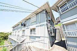 第二稲荷山ハイツB(ダイニイナリヤマハイツB)[2階]の外観