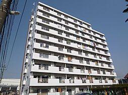 北松戸第2ローヤルコーポ[307号室]の外観