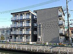 千葉県船橋市宮本2丁目の賃貸アパートの外観