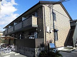 京都府京都市西京区川島調子町の賃貸アパートの外観