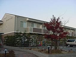 京都府綴喜郡宇治田原町贄田船戸の賃貸マンションの外観
