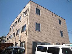メゾンドエクレール[3階]の外観