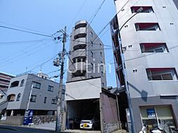 京都府京都市上京区西院町の賃貸マンションの外観