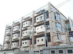 華蔵寺マンション[4階]の外観