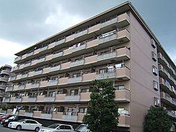 京都府宇治市木幡西浦の賃貸マンションの外観