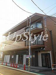 東京都足立区江北4丁目の賃貸マンションの外観