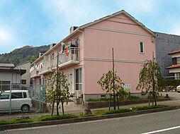 [テラスハウス] 神奈川県足柄下郡湯河原町中央3丁目 の賃貸【/】の外観