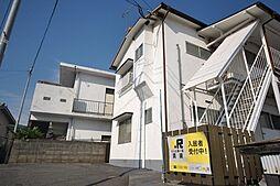 福岡県福岡市南区野間1丁目の賃貸アパートの外観